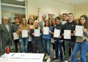 LCCI – Diplomverleihung