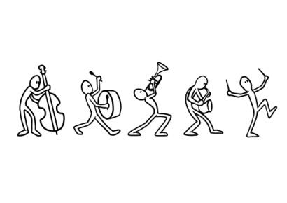 Workshop-Angebote des Fachbereichs Musik